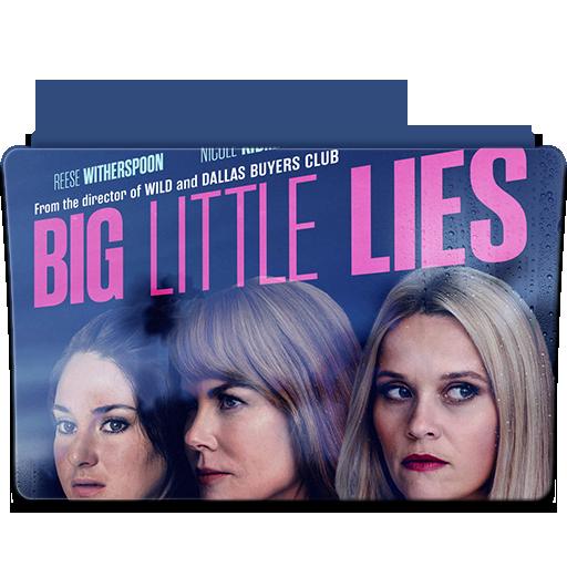 Big Little Lies Folder Icon