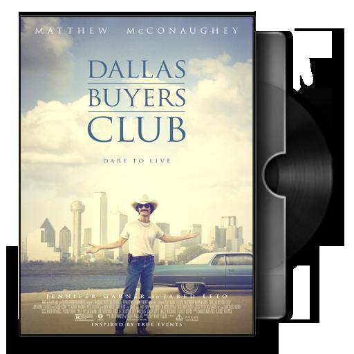 Dallas Buyers Club Dvdc