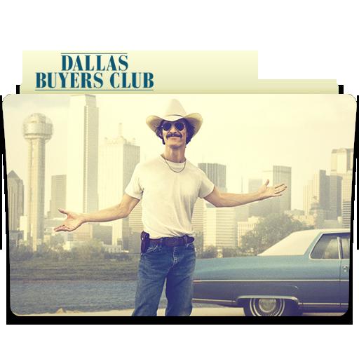Dallas Buyers Club Folder Icon