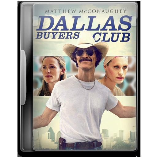 Dallas Buyers Club Icon Movie Mega Pack Iconset