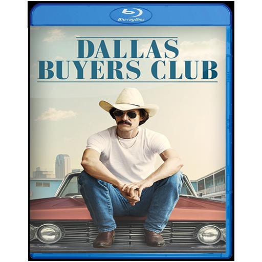 Dallas Buyers Club Movie Folder Icons