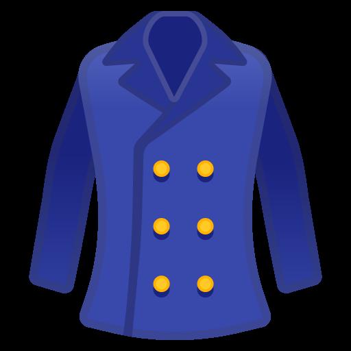 Coat Icon Noto Emoji Clothing Objects Iconset Google