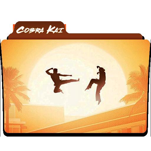 Cobra Kai Folder Icon