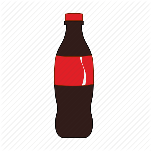 Beverage, Bottle, Coke, Cola, Diet Coke, Soda, Soft Icon