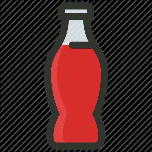 Beverage, Bottle, Coke, Cola, Drink, Soda, Soft Icon