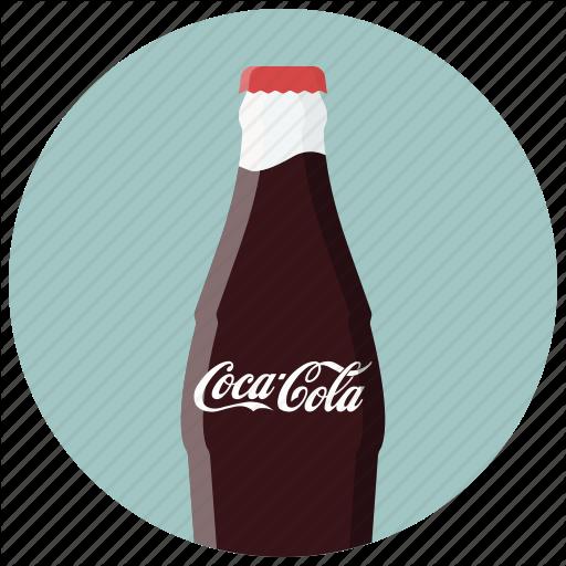 Bottle, Coca, Coca Cola, Drink, Drinks, Soda Icon