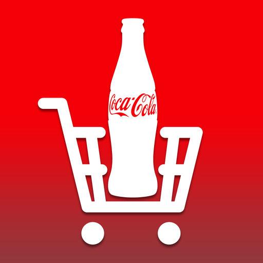 Coca Cola Happy Shopmate