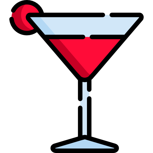 Cocktail Icon Food And Drink Freepik