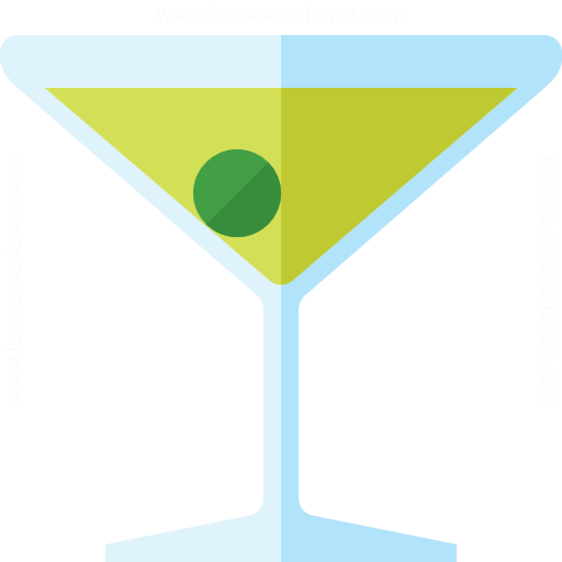 Iconexperience G Collection Cocktail Icon