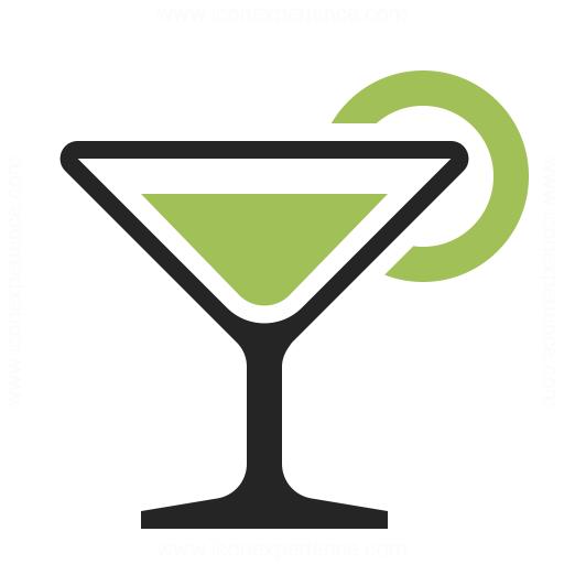 Cocktail Icon Iconexperience
