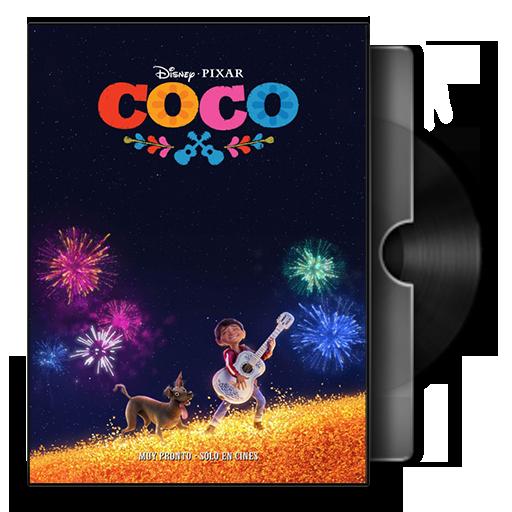 Coco Dvd Cover Icon