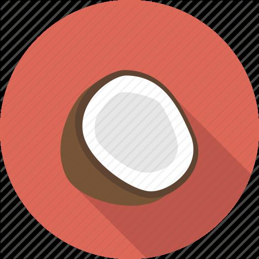 Coco, Coconut, Cocos, Food, Fruit, Milk, Nut Icon