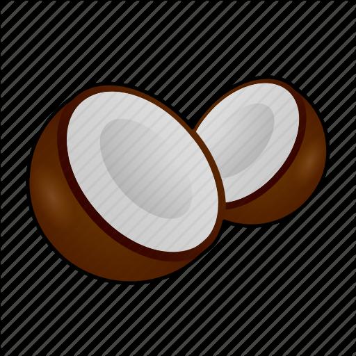 Coco, Coconut, Cooking, Food, Fruit, Kokosnuss, Tropical Icon