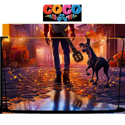 Coco Folder Icon