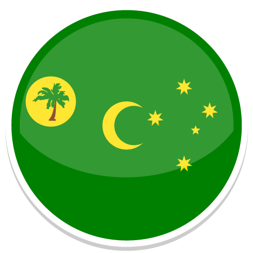 Cocos Icon Round World Flags Iconset Custom Icon Design