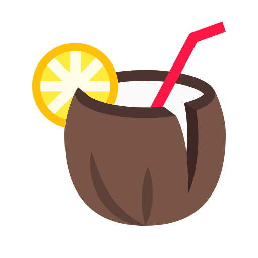Knocking Coconut Icons, Download Free Png And Vector Icons