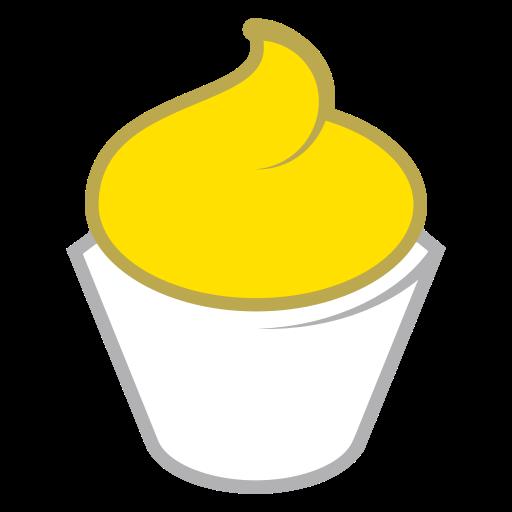 Fruts, Ice, Cream, Food, Frozen, Coco, Icecream Icon