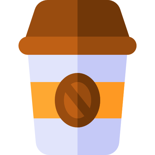 Coffee Cup Icon Hotel Service Freepik