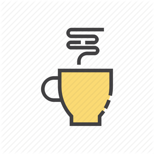 Coffee, Cup Icon