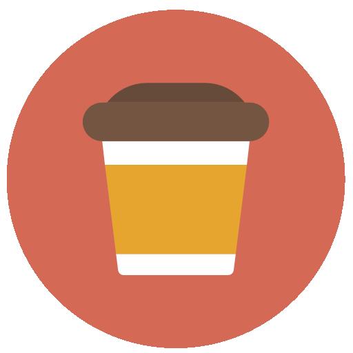 Coffee Icon Linear Food Set Freepik