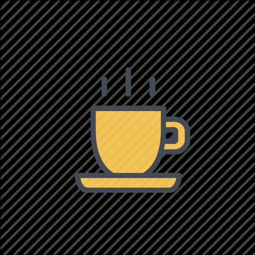 Beverage, Coffee, Cup, Espresso, Hot Icon