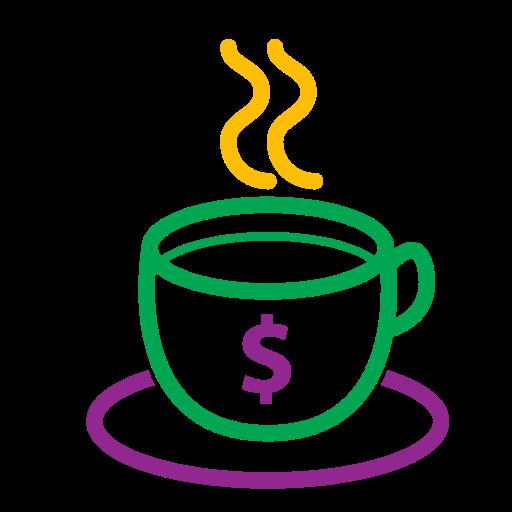 Cup, Icons, Money, Tea, Coffee Icon