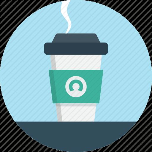 Break, Breakfast, Cafe, Coffee, Coffee Break, Cup, Hot Icon