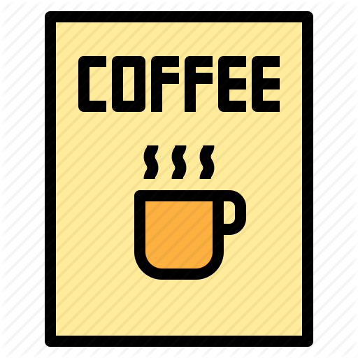 Coffee, Coffee Shop, Drink, Menu, Shop Icon