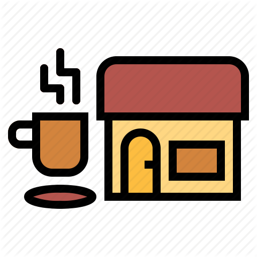 Coffee, Restaurant, Shop, Store Icon