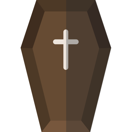 Coffin Png Icon