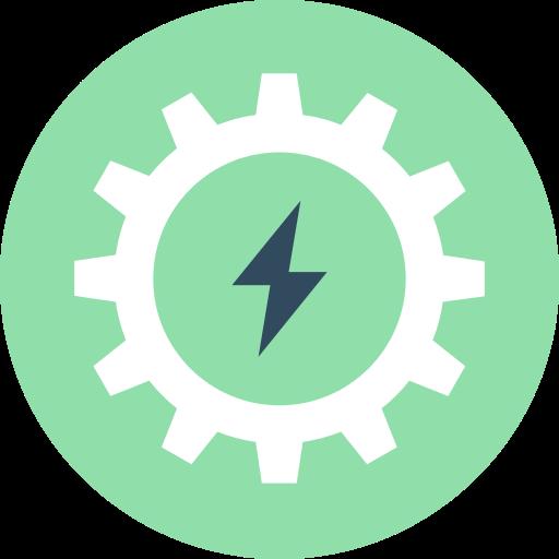 Cogwheel Gear Png Icon