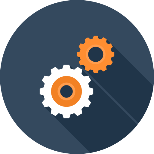 Cogwheel Icon Free Of Seo And Development Icons