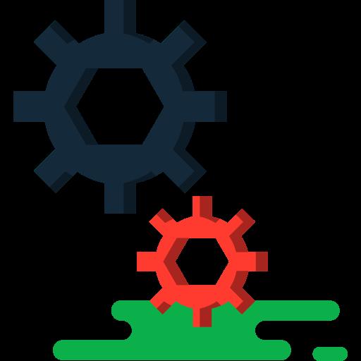 Gear, Settings, Cogwheel Icon