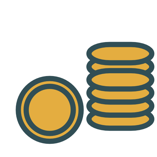 Coin, Stack, Money Icon Free Of Swift Icons
