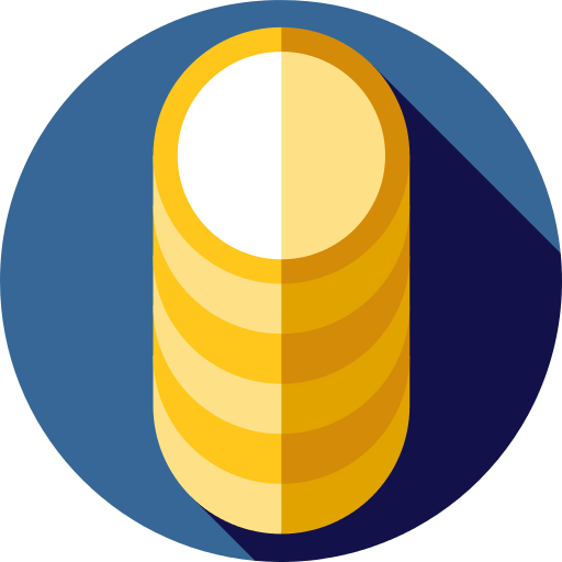 Coin Stack Png Icon