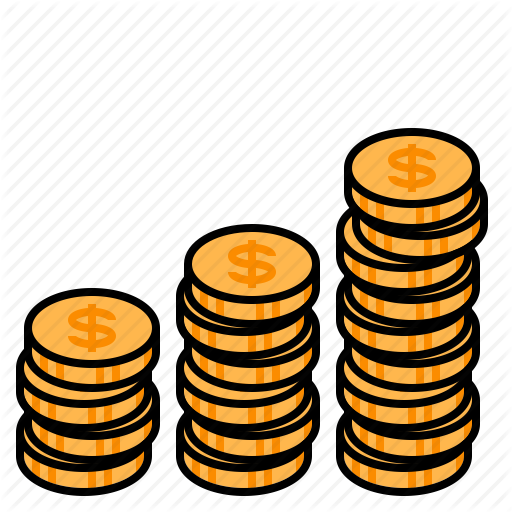 Coin Stack, Coins, Gaining Profit, Gold Coins, Increase Profit