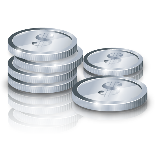 Collection Of Coins Icons Free Download