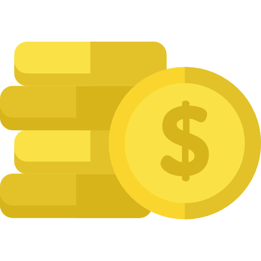 Business, Money, Coins Icon