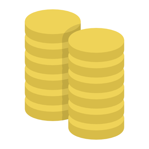 Business, Money, Cash, Coins Icon Free Of The Nucleo Flat