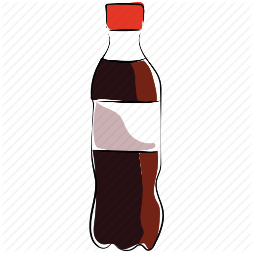 Pictures Of Soft Drink Bottle Icon