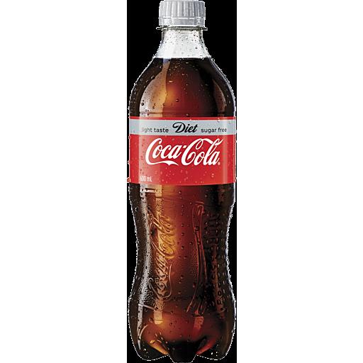 Coca Cola Diet Coke Bottle