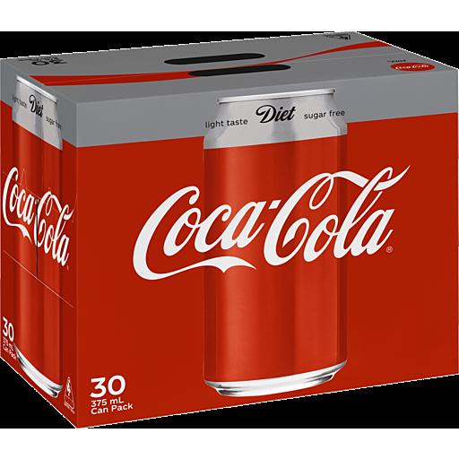 Coca Cola Diet Coke Cans
