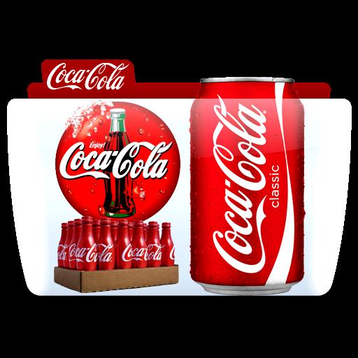 Coke, Folder, Icon Free Of Colorflow Icons