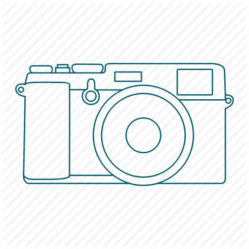 Camera, Digital, Lens, Photography, Slr Icon
