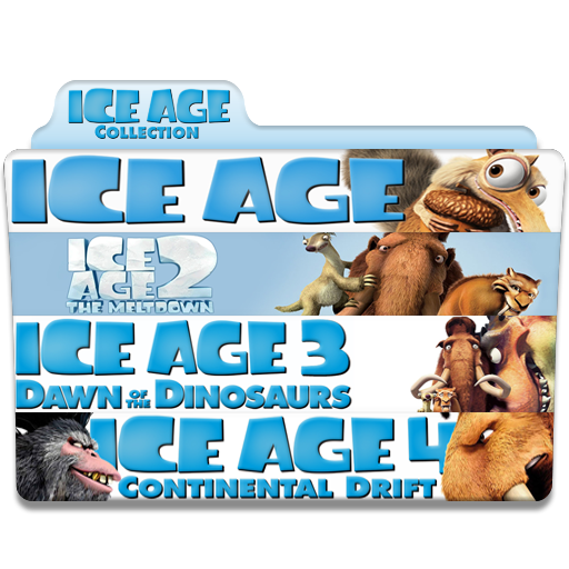 Ice Age Collection Icon