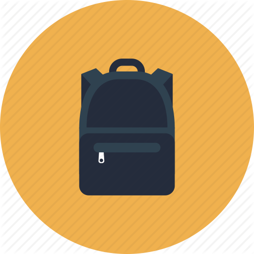 Backpack, School, Education, Transparent Png Image Clipart Free