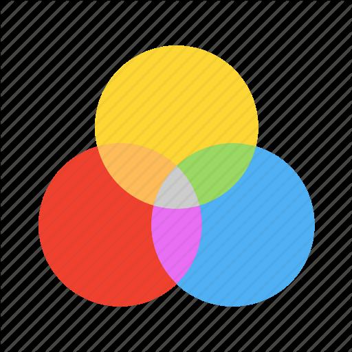 Color, Color Combination, Design, Rgb Color Icon