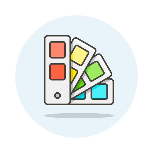 Color Palette Icon Streamline Ux Free Iconset Streamline Icons