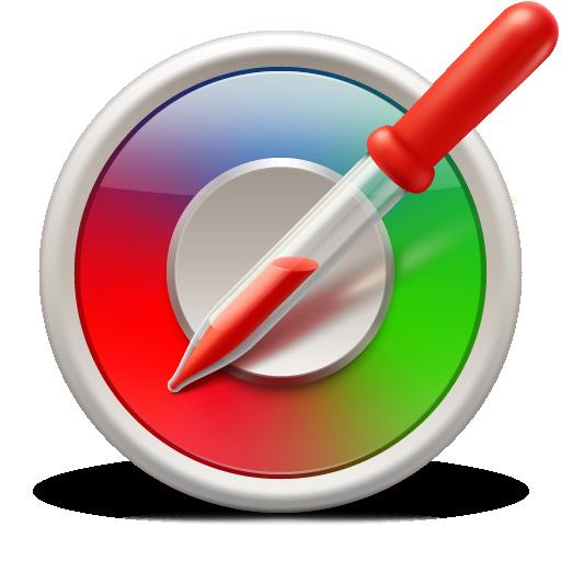 Color, Picker, Red, Soda Icon