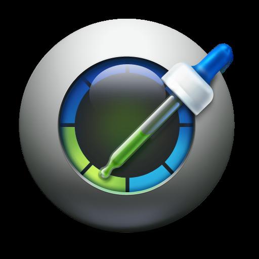 Digitalcolor, Meter, Color Picker Icon